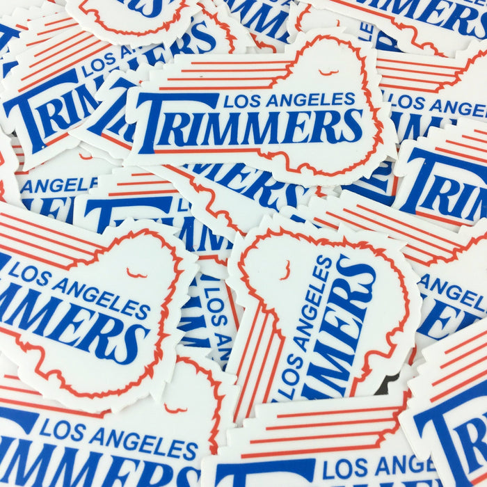 Los Angeles Trimmers Sticker