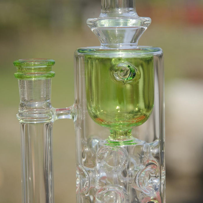 "The ""Triple Stack Orbit"" Torus Style Fab Internal Recycler Rig"