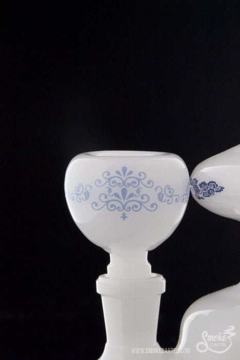 "The China Glass ""Sui"" Dynasty Vase Water Pipe"