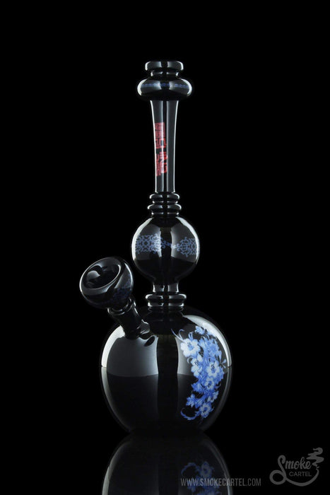 "The China Glass ""Tang"" Vase Glass Water Pipe"