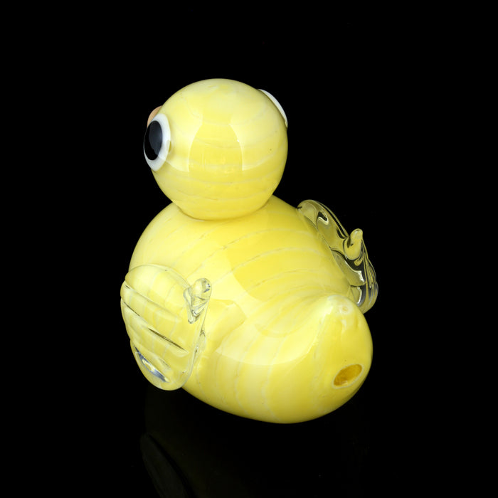 Glassheads Worked Duckling Chillum