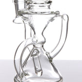 """Hourglass"" Diffused downstem recycler"