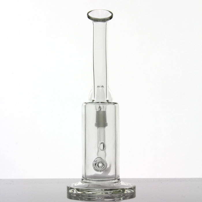 Seamless Triple Circ-Inline Perc Water Pipe by Glassheads