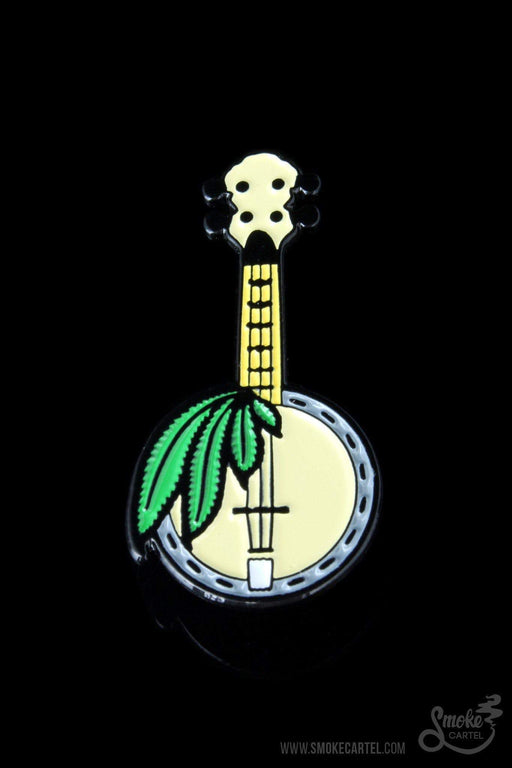 Smoke Cartel Banjo Hat Pin