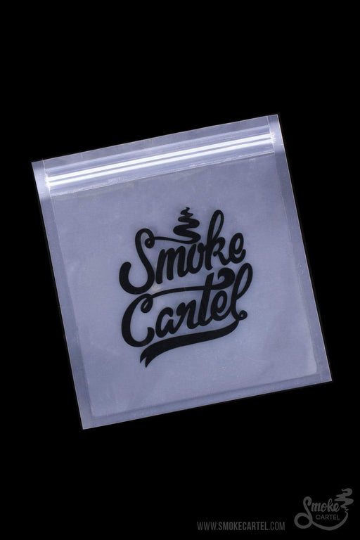 Smell Proof Bags (Pack of 10 Baggies)