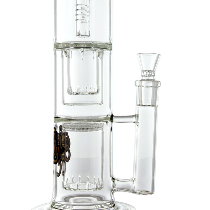 Sesh Supply Poseidon Triple Chamber Inverted Showerhead Monster Can