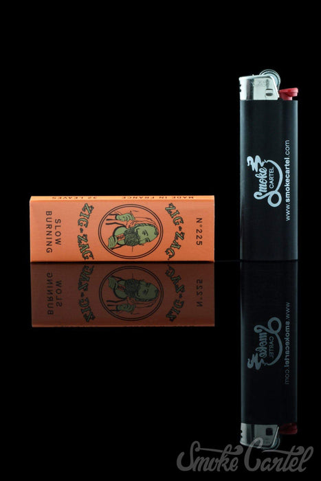 Zig-Zag Original French Orange Rolling Papers