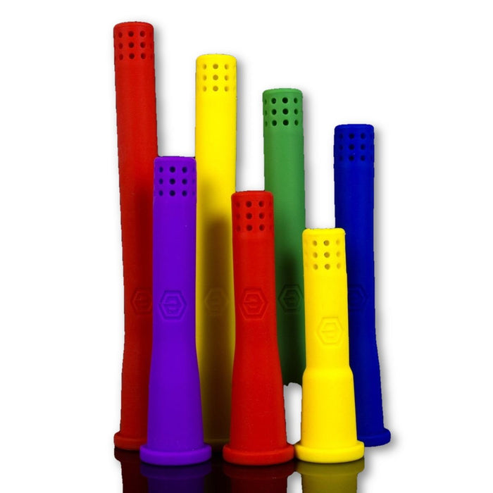Solid Color Silicone Downstem