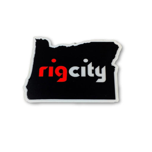 ErrlyBird Rig City Sticker