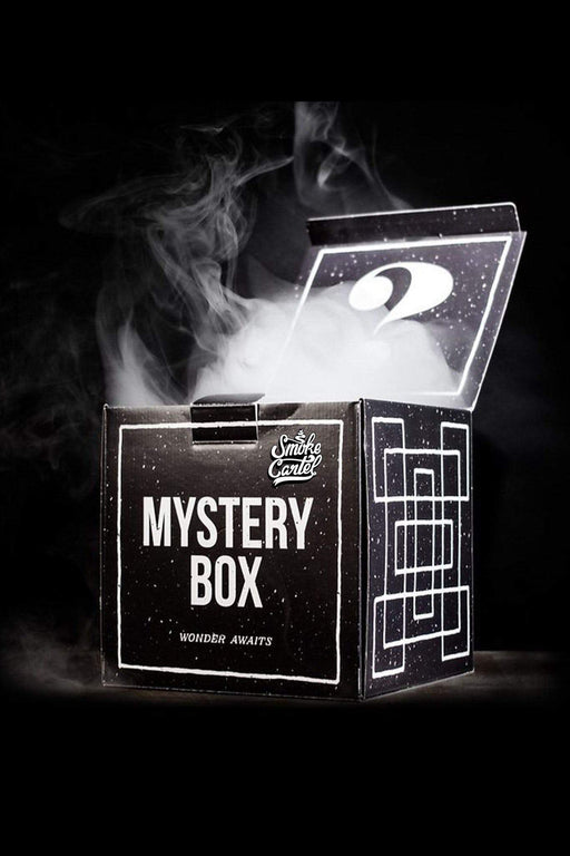 Flower 🥉 Bronze Box ($50) - Mystery Box of Awesomeness - Glass & Gear - Smoke Cartel -