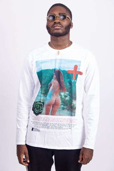 MEN'S PUSHA LOVE - LONG SLEEVE T-SHIRT