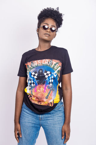 WOMEN'S CARTEL -  T-SHIRT
