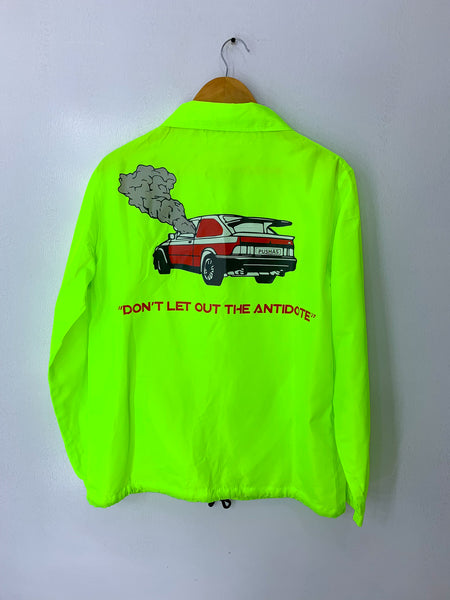 THE HOTBOX COACH JACKET