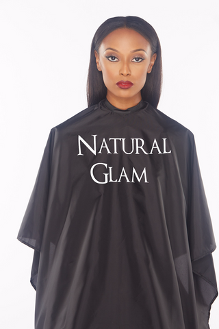 Natural Glam Cape