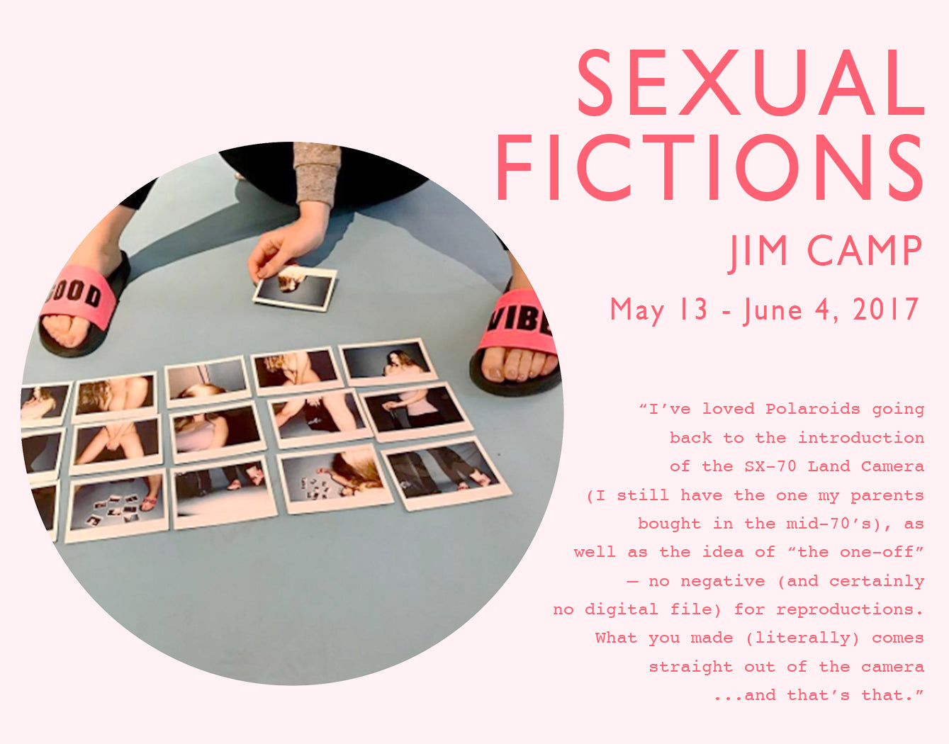 SEXUAL FICTIONS | Jim Camp