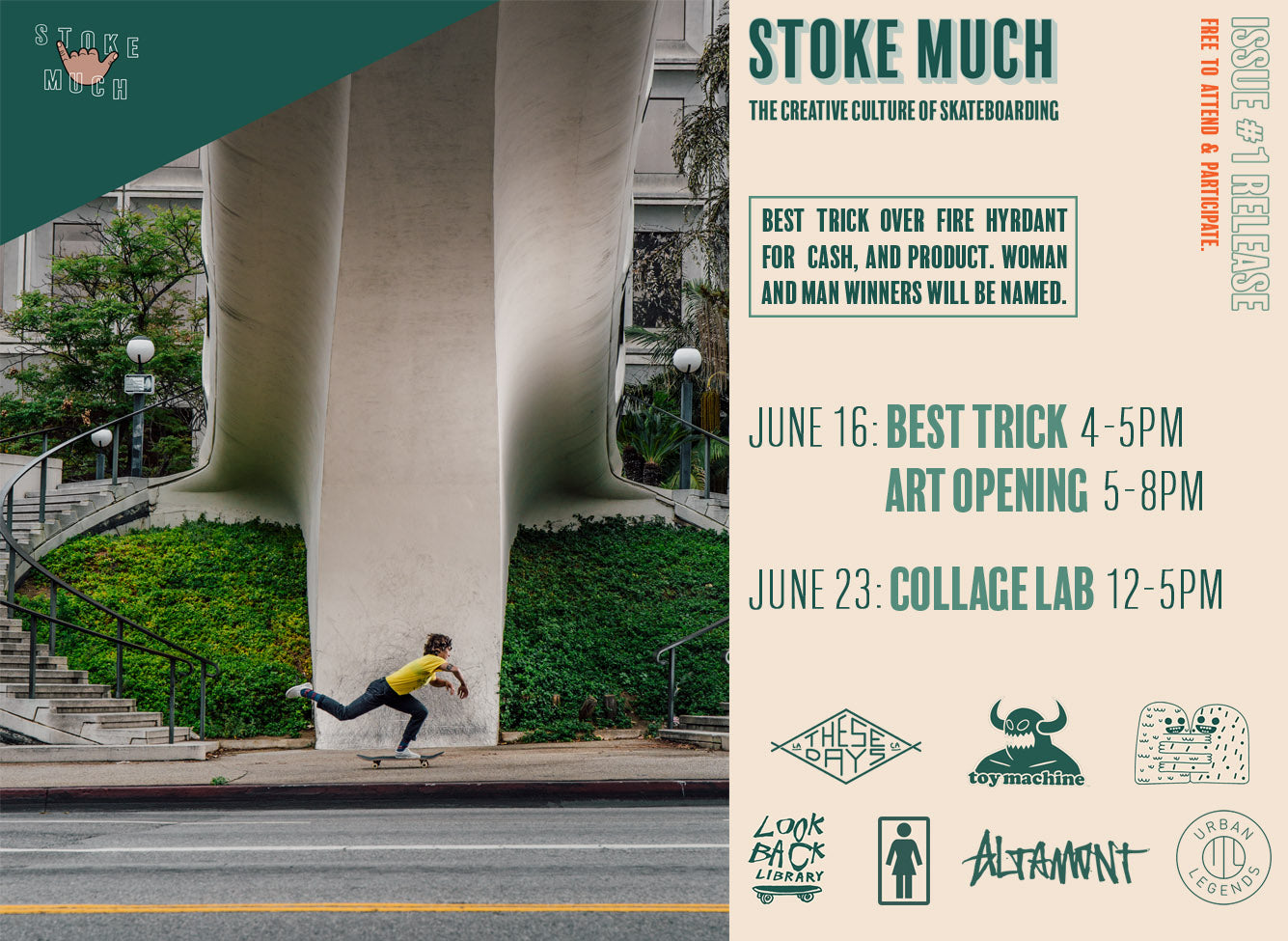 STOKE MUCH | The Creative Culture of Skateboarding