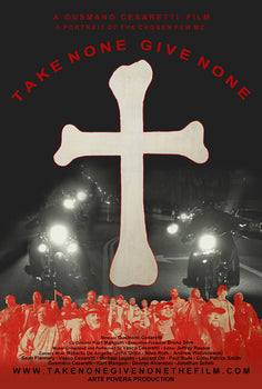 TAKE NONE GIVE NONE | Film Screening