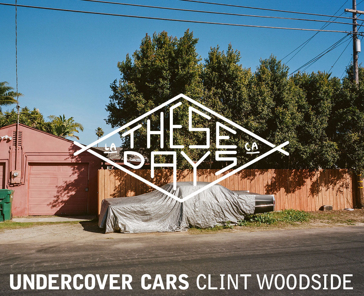 UNDERCOVER CARS | Clint Woodside