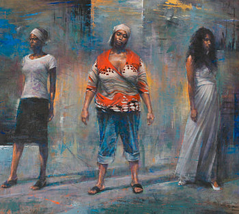 Women of Skid Row and Other Urban Landscapes | Carl Ramsey