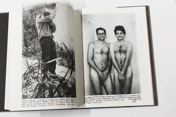 ALLEN GINSBERG PHOTOGRAPHS