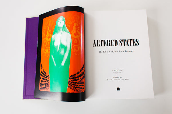 ALTERED STATES | The Library of Julio Santo Domingo