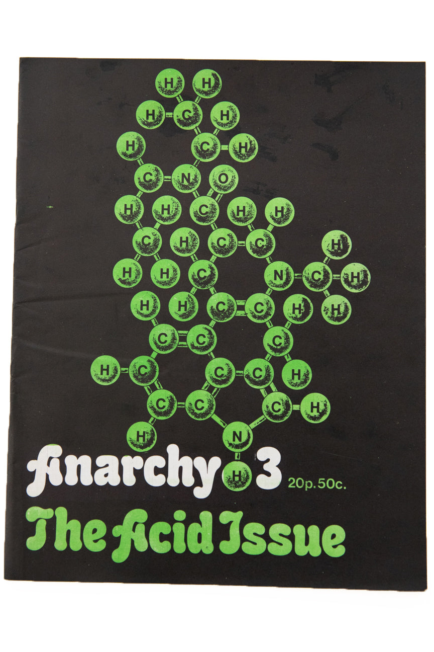 ANARCHY (2nd Series) No.3