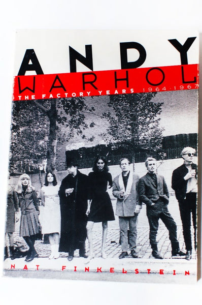 ANDY WARHOL | The Factory Years 1964–1967