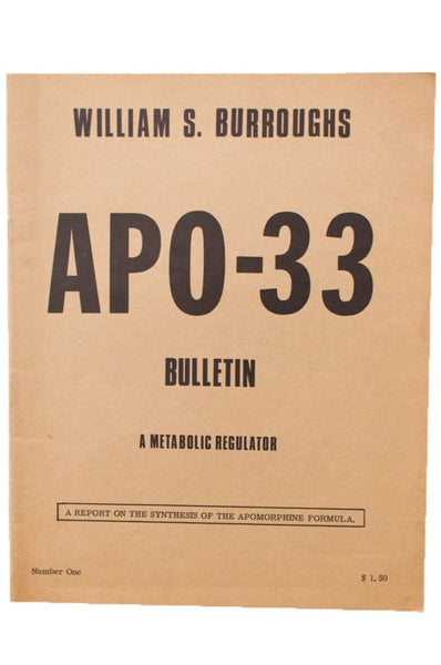APO-33 BULLETIN | A Metabolic Regulator