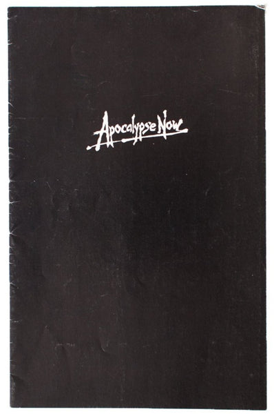 APOCALYPSE NOW | Press Kit Pamphlet