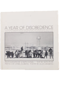 A YEAR OF DISOBEDIENCE