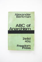 Load image into Gallery viewer, ABC Of Anarchism