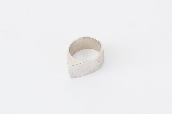 Gloria Ring | Polished Sterling Silver