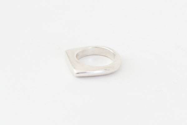 Vardy Ring | Sterling Silver