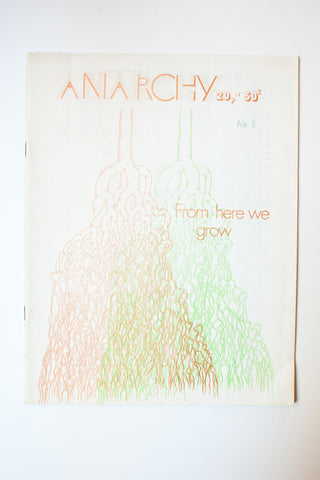 Anarchy (2nd Series) No.8