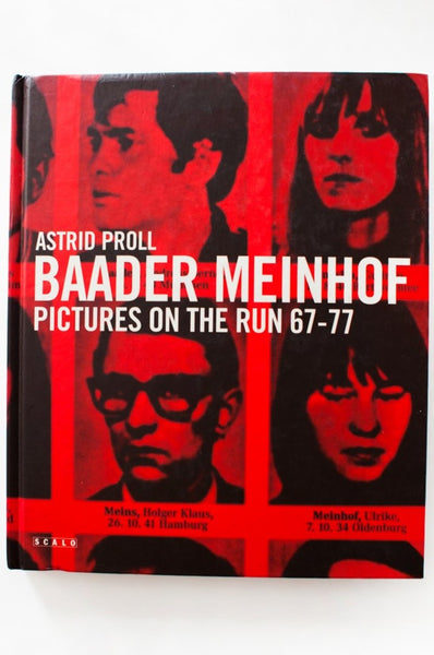 BAADER MEINHOF | Pictures On The Run 66–77