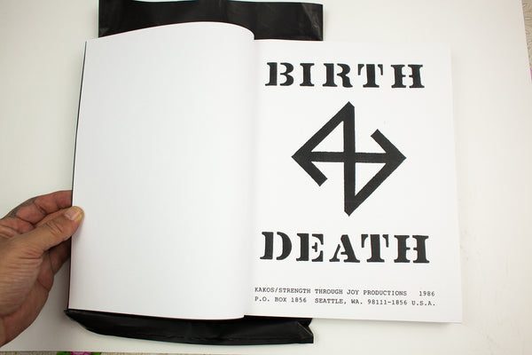 BIRTH DEATH | Whitehouse The Kata Papers