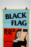 BLACK FLAG | SLIP IT IN | Raymond Pettibon