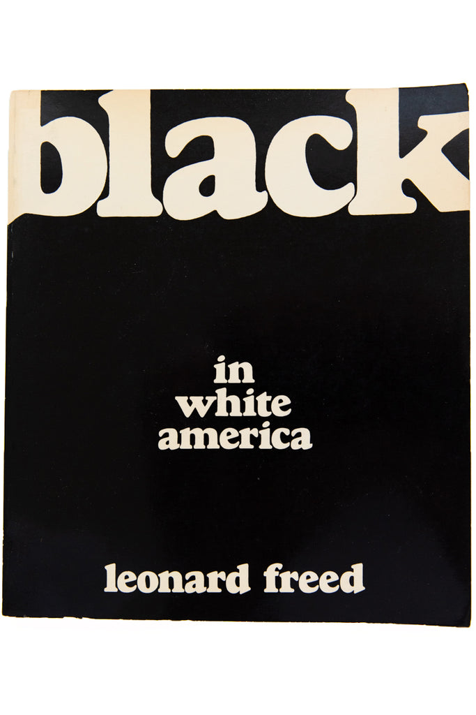 Load image into Gallery viewer, BLACK IN WHITE AMERICA