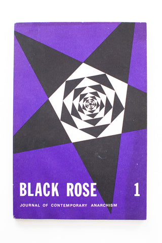 Black Rose : A Journal of contemporary Anarchism No. 1