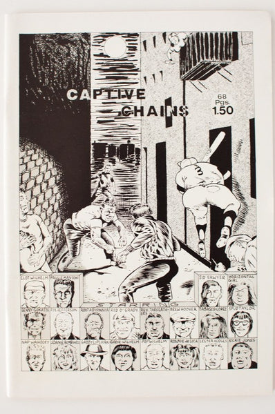 Raymond Pettibon | Captive Chains