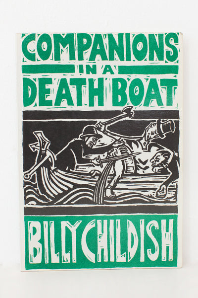 Companions In A Death Boat