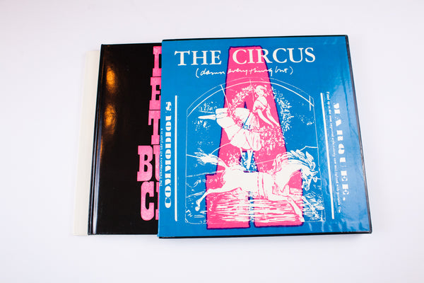 DAMN EVERYTHING BUT THE CIRCUS