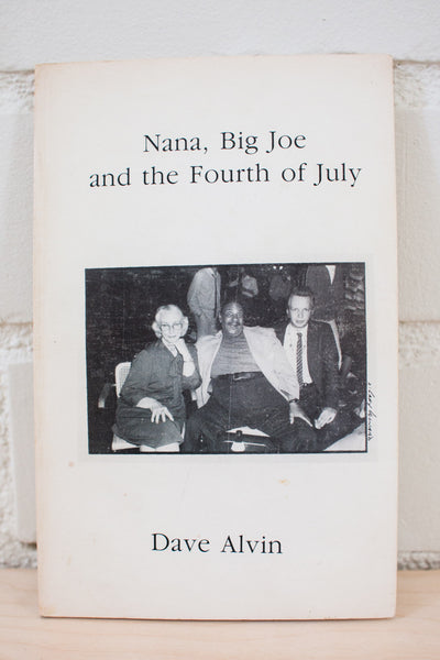 Nana, Big Joe and the Fourth of July