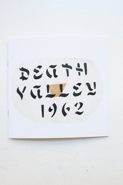 Death Valley 1962