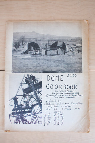 Dome Cookbook