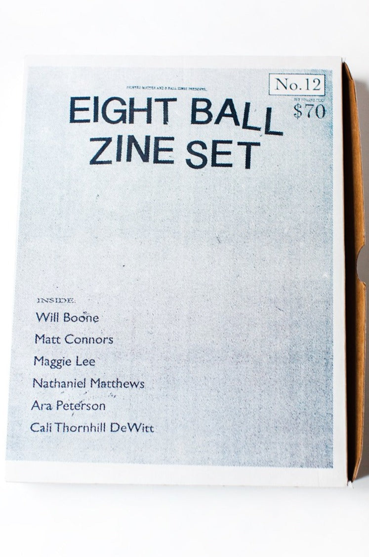 EIGHT BALL ZINE SET | 12