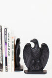 Cast Iron Bookends | American Eagle