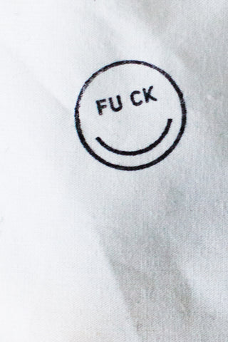 THUMBSTAMP SET | FU CK SMILEY FACE