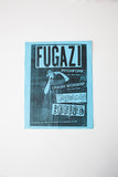 Flyer | Fugazi x Pitchfork x Crash Worship