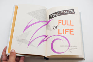 Full Of Life | First Ed.